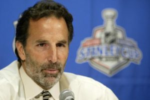 John Tortorella (Credit: Phillip MacCallum/Getty Images via Bleacher Report)